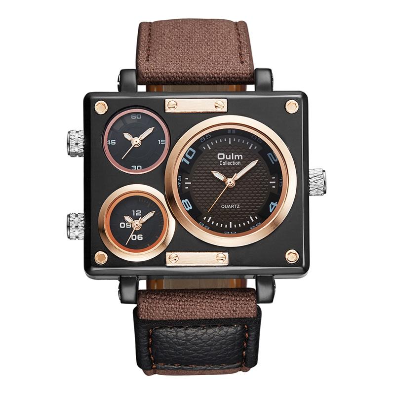 KINSTON -  Retro Mens Wrist Watch | Dukesman.com