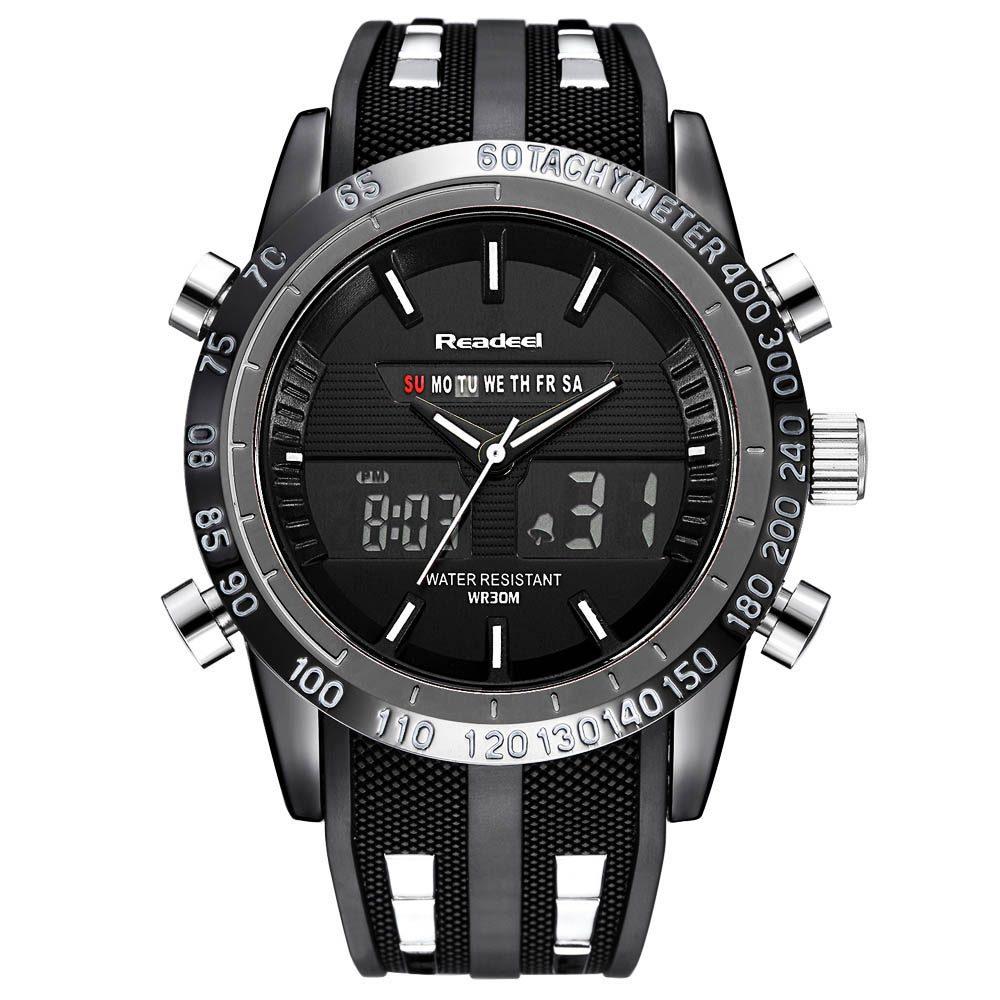 PHANTOM - Steel Sports Watch | Dukesman.com