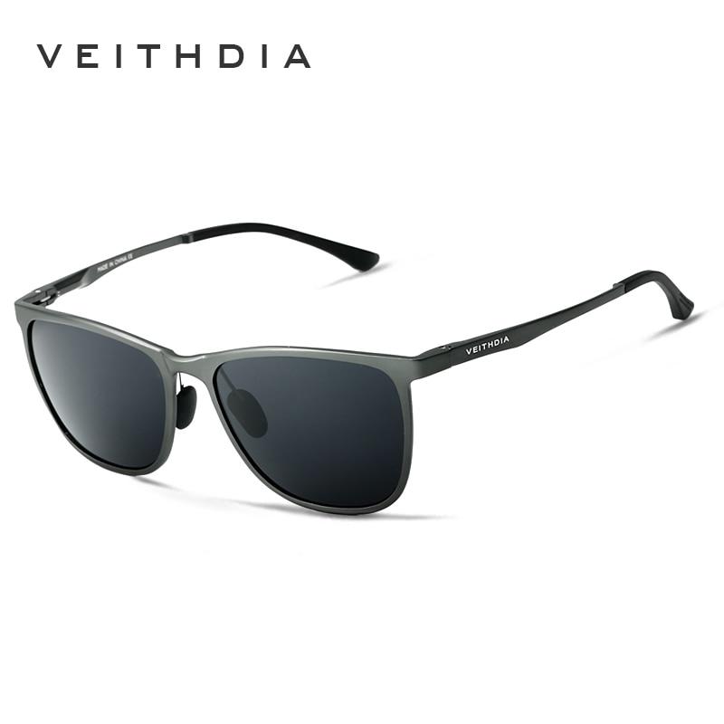 Veithdia Kingston Shades | Polarised Lenses, Aluminium Body (3 Colors) | Dukesman.com