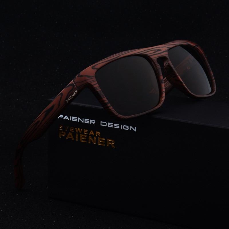 Retro Imitation Bamboo Wood Sunglasses Men Women Brand Designer Sport Goggles Gold Mirror Sun Glasses Shades lunette oculo | Dukesman.com