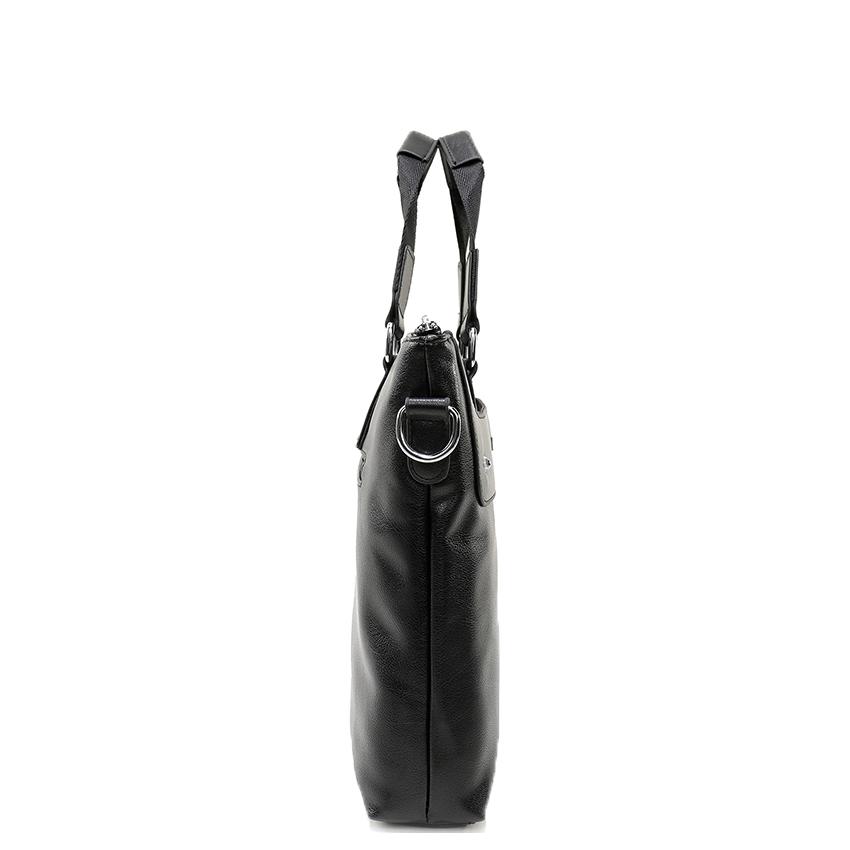 Men's Classic Business Leather Briefcase by Vormor | Dukesman.com
