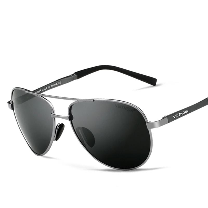 TERMINATOR - Aviator Pilot Sunglasses for Men | Dukesman.com