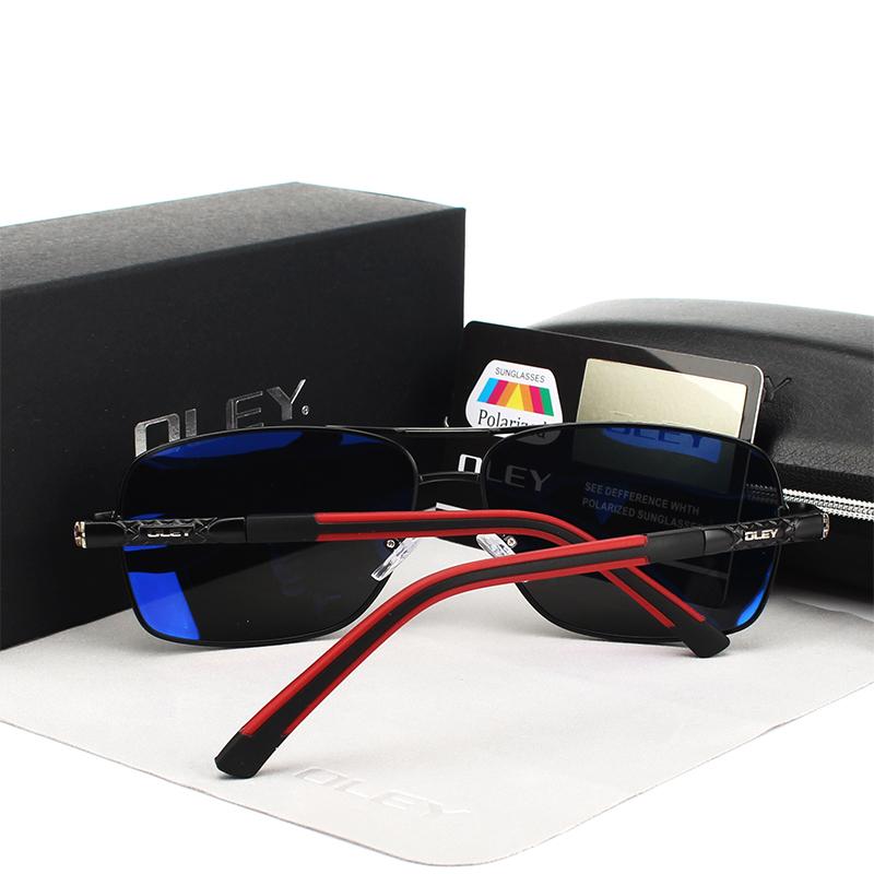 EVEREST - Sport Men's Polarized Sunglasses (10 colors + Box) | Dukesman.com