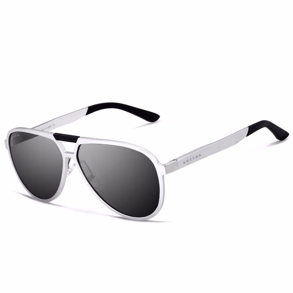 TOP GUN - Classic Aluminum Aviator Sunglasses   Dukesman.com