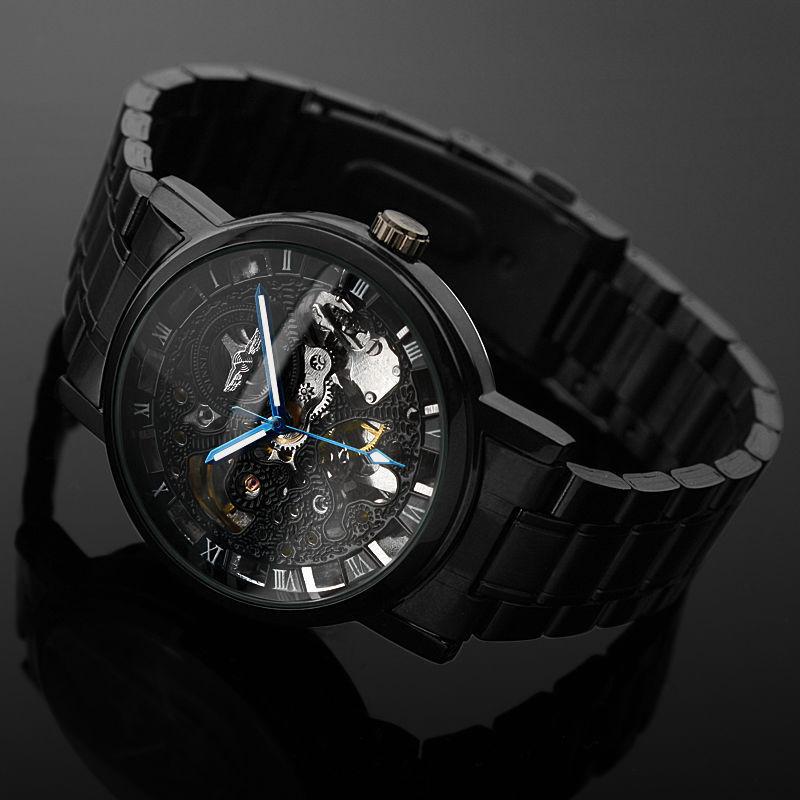 PANDORA - Mechanical Gentleman's Wrist Watch   Dukesman.com