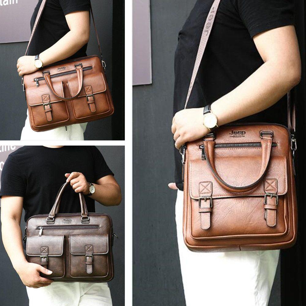 DESERT - Casual Men's Leather Shoulder Bags | Dukesman.com