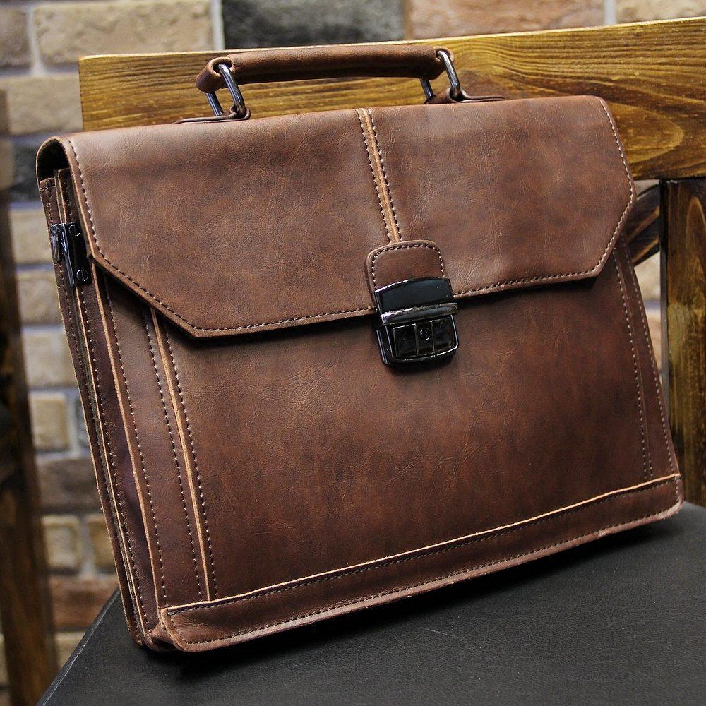 EMPIRE - Vintage Leather Briefcase for Men | Dukesman.com