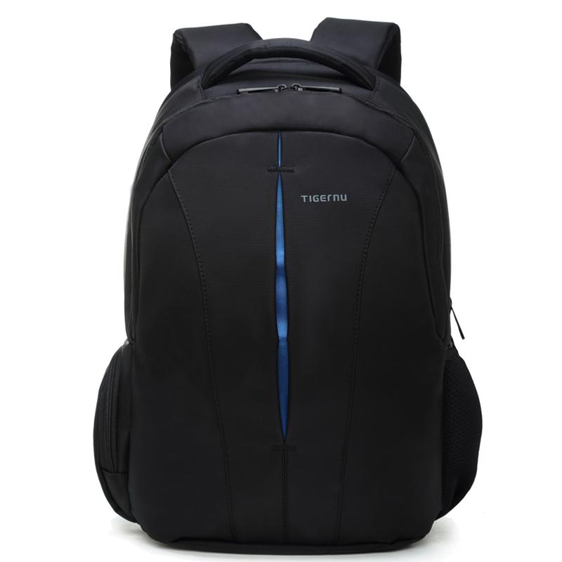 mens black blackpack usb - Dukesman