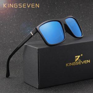 Classic Square Sunglasses for Men