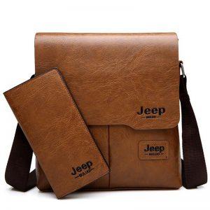 dukesman leather bag free wallet