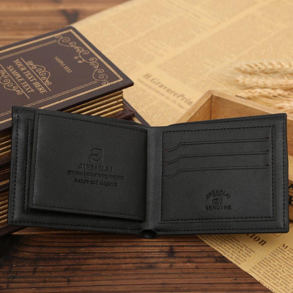 Luxury Dotted Men's Wallet   Dukesman.com