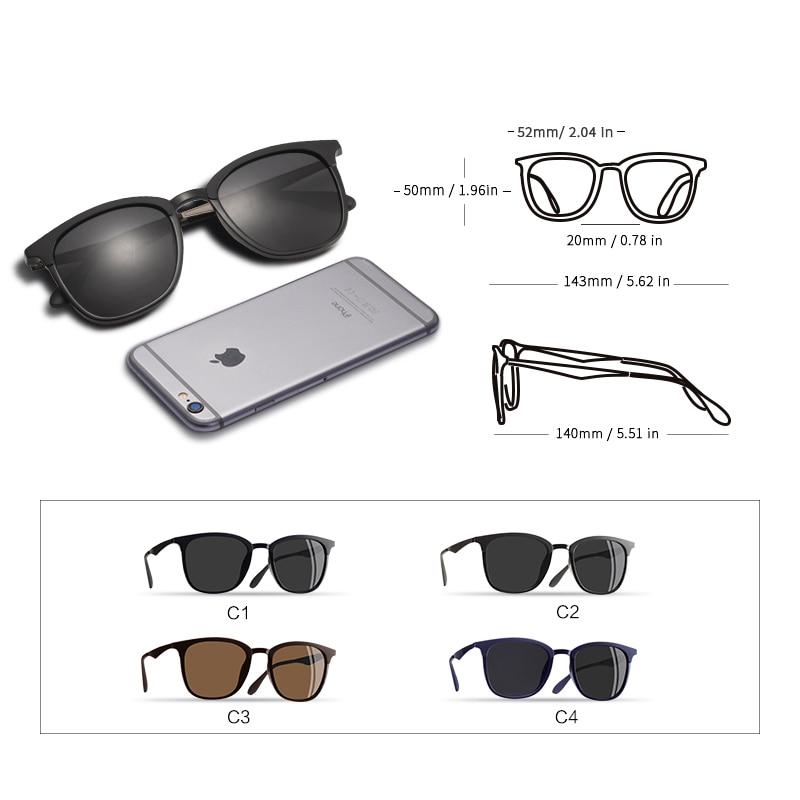 SENTINEL - Steel Square Mens Sunglasses | Dukesman.com
