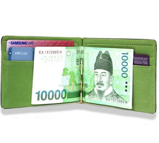 Portobello - Compact Money Clip and Card Holder | Dukesman.com