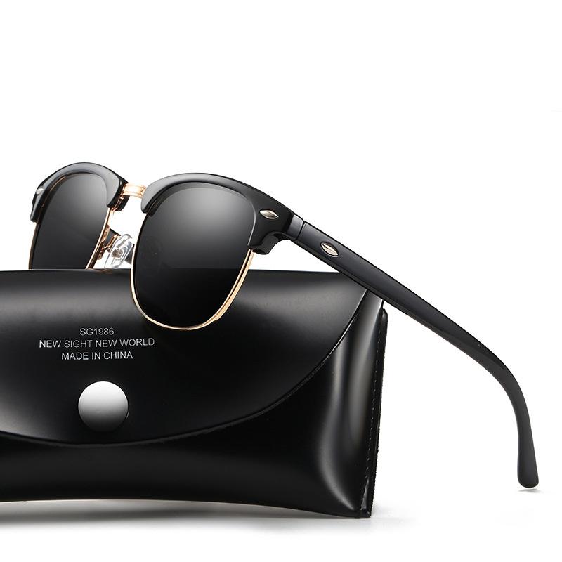 Riverdale - Men's Classic Polarized Sunglasses   Dukesman.com