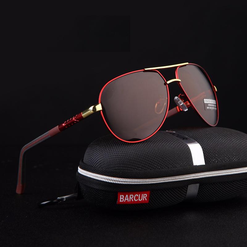 Dapper - Sunglasses With Aluminium Frame | Dukesman.com