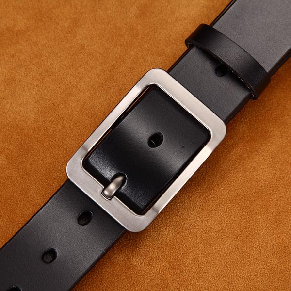 Naples - Simple Genuine Leather Belt for Men | Dukesman.com