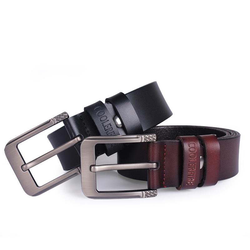 Basel - Classic Men's Leather Belt | Dukesman.com