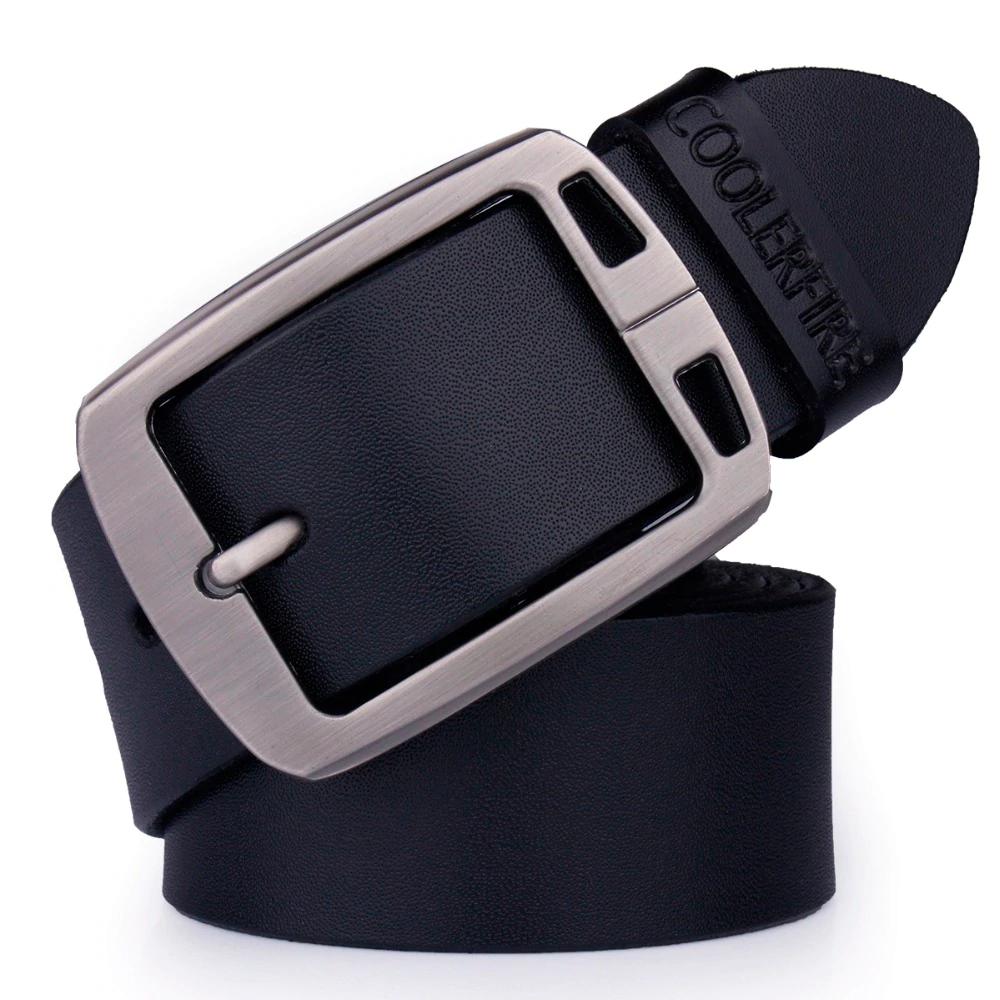 Bologna - Classic Genuine Leather Belt for Men   Dukesman.com