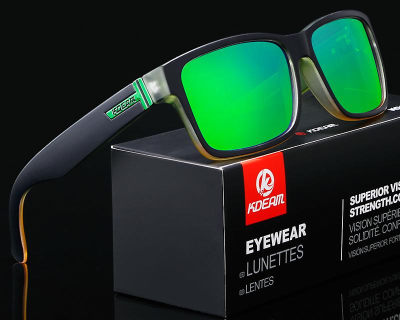 OLYMPIC - Men's Sport Polarized Sunglasses | Dukesman.com