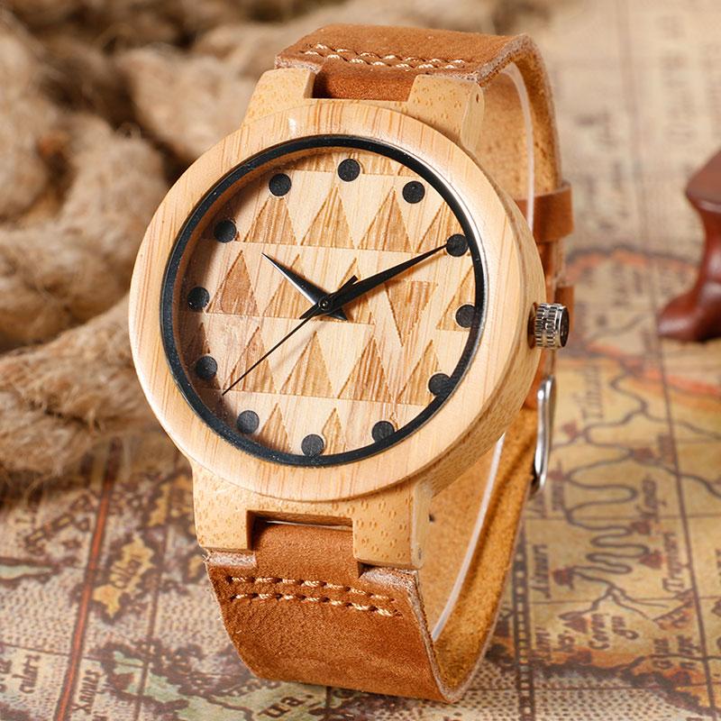 Classic Wooden Wrist Watch for Men | Dukesman