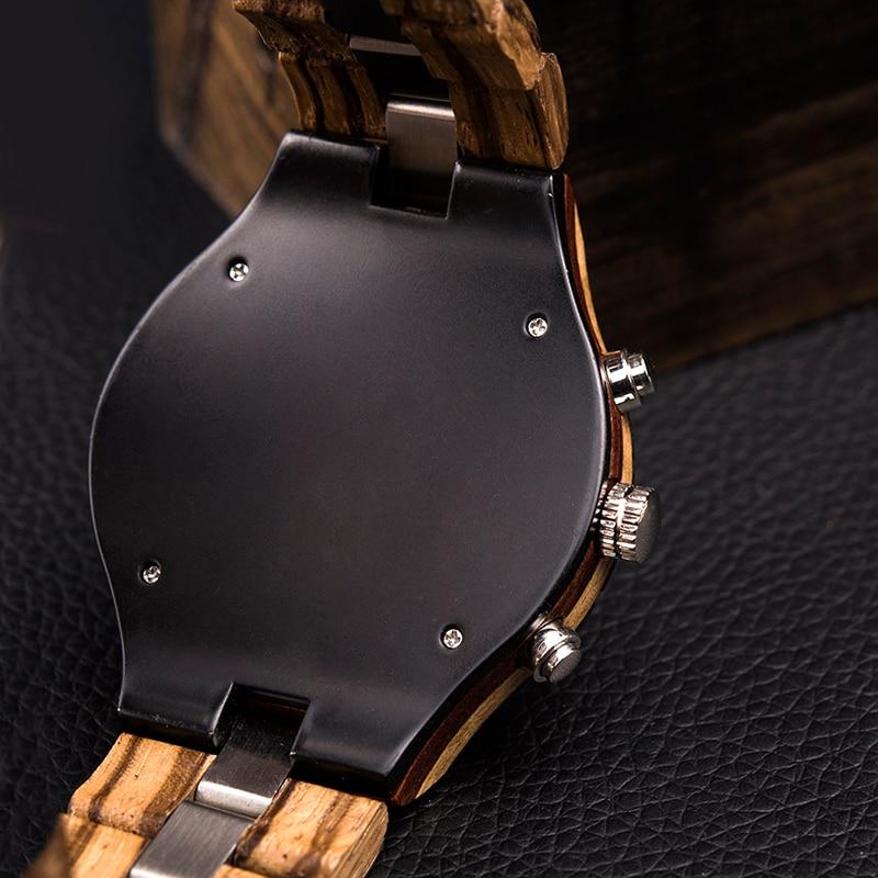 BIRD - Wooden Luxury Wrist Watch for Men   Dukesman.com