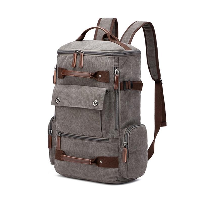 GENERAL - Vintage Canvas Backpack for Laptop | Dukesman.com
