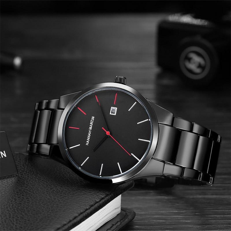 MARTIN - Minimal Quartz Wrist Watch for Men | Dukesman.com